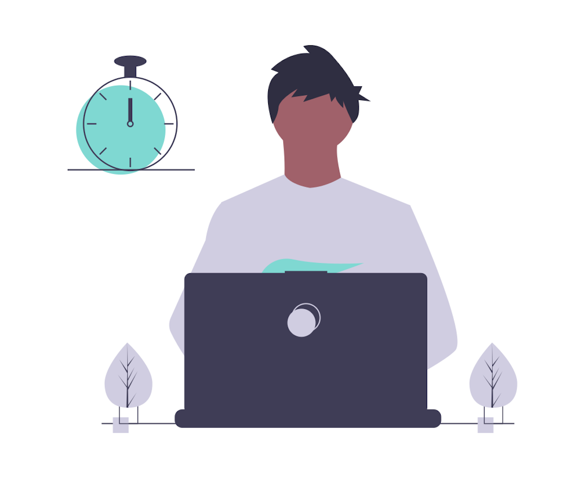 プログラミング初心者に必要な勉強の期間の画像